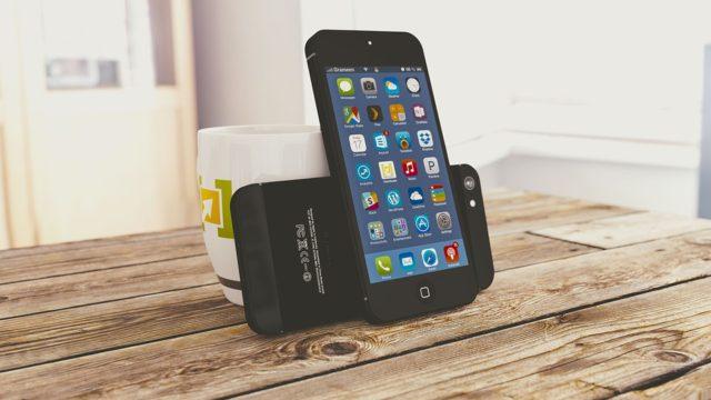 Spare mobildata